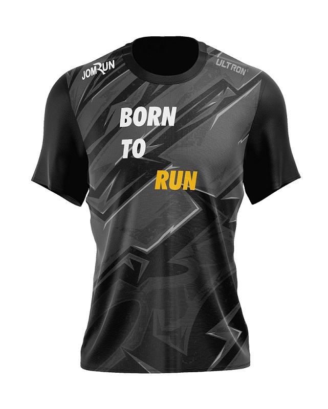 JomRun X Ultron Born To Run Shirt