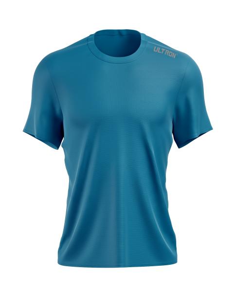 Ultron Pinhole Running Top - Turquoise