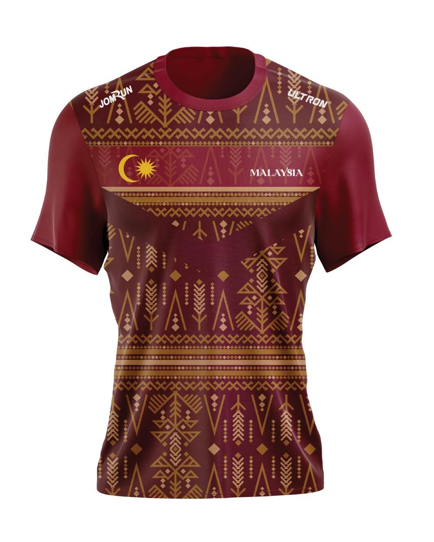 JomRun X Ultron Batik Collection - Tribal