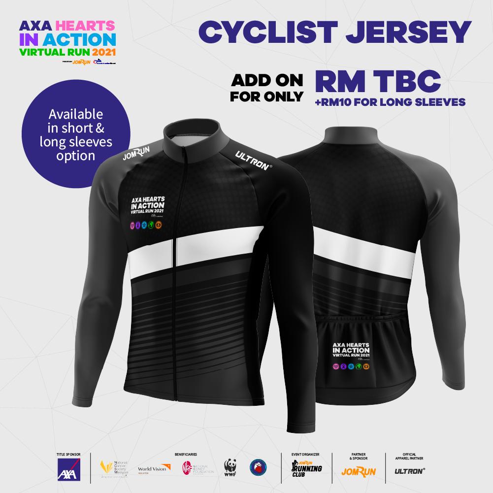 Cyclist Jersey
