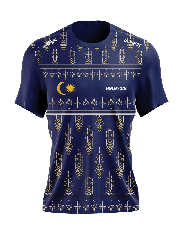 JomRun X Ultron Batik Collection - Kencana
