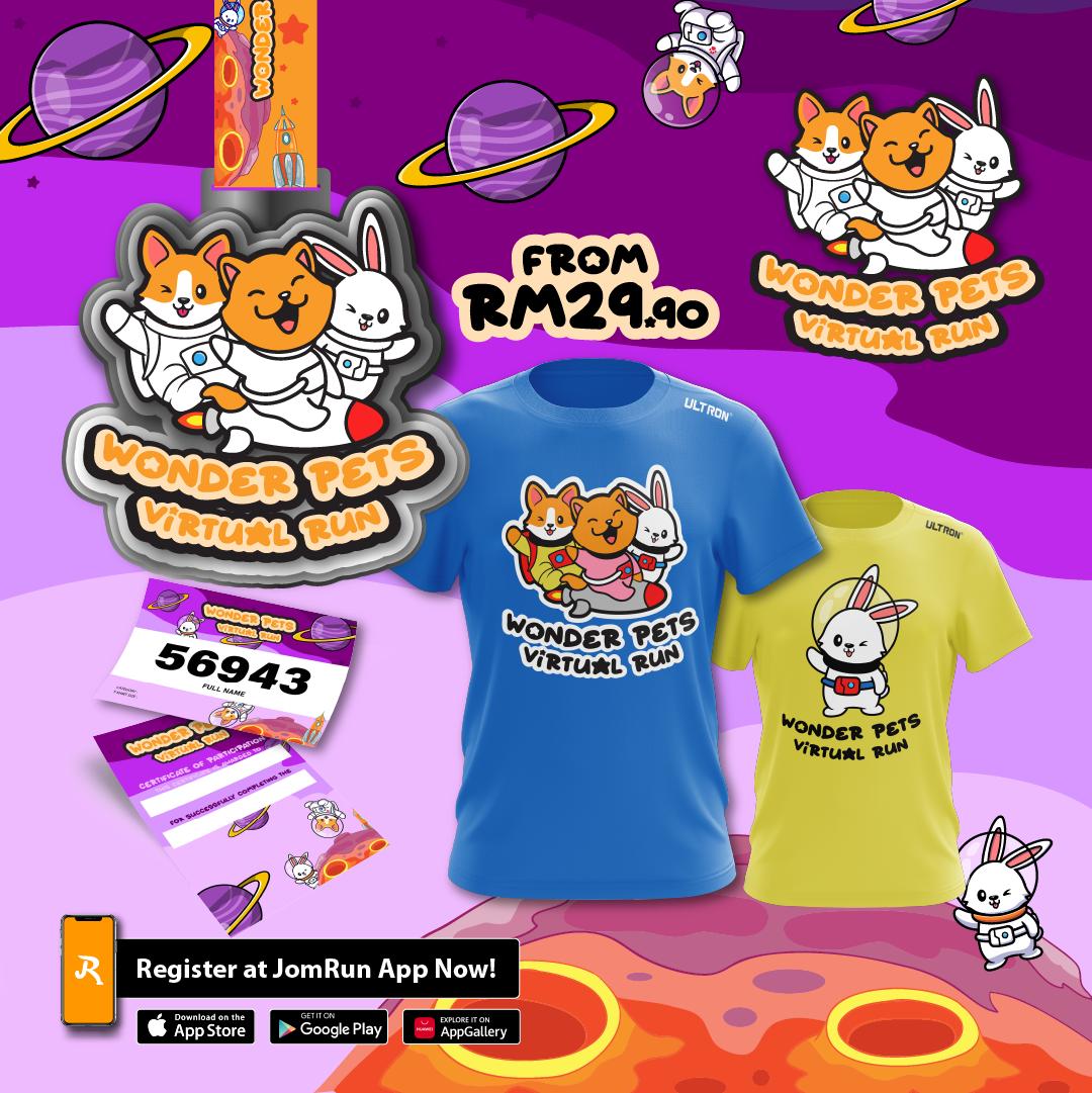 Playful Garfield Event Tee